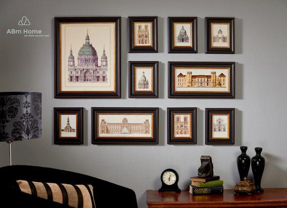 7 Formas de decorar las paredes sin perder la fianza - INMADRID REMAX