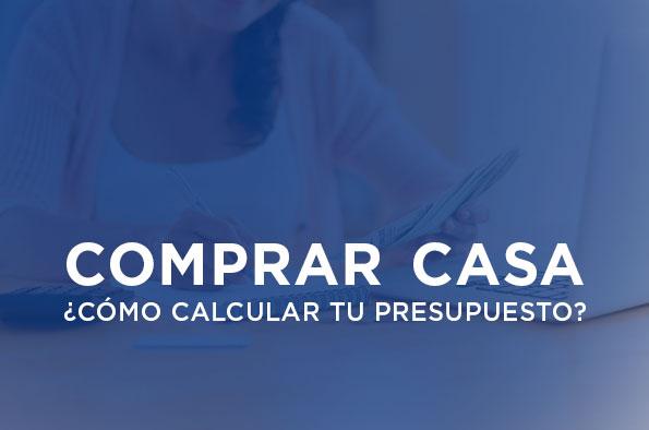 como calcular presupuesto comprar casa en Madrid
